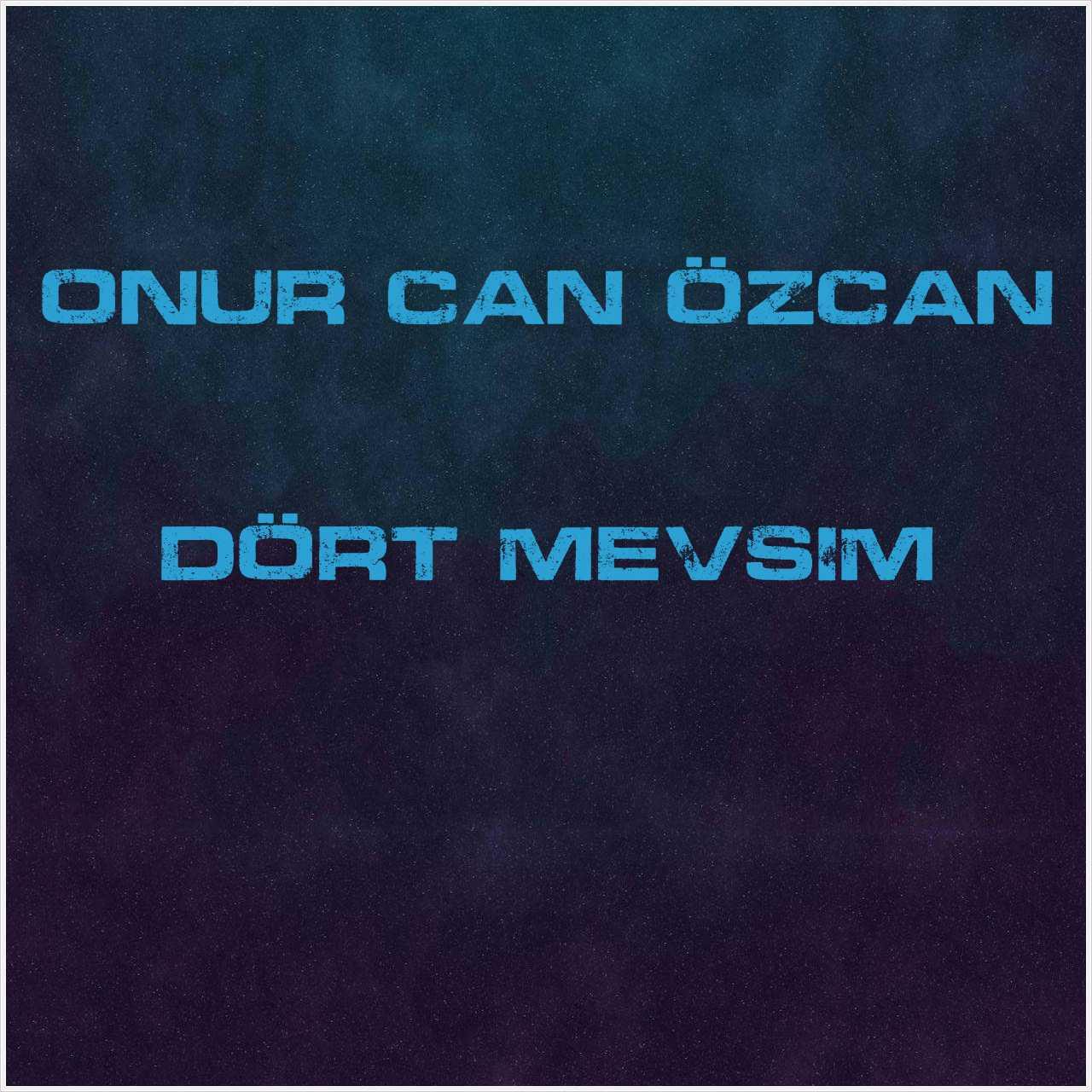 دانلود آهنگ جدید Onur Can Özcan به نام Dört Mevsim
