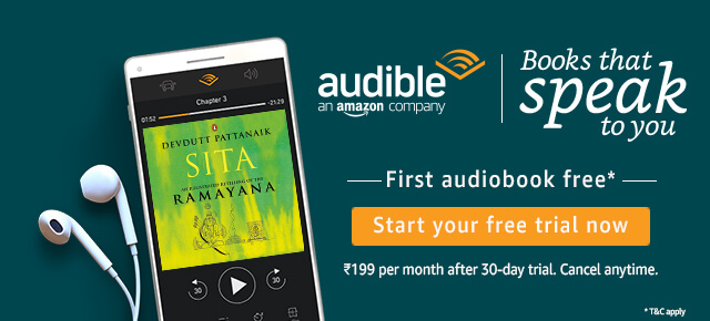 Audible Audiobook Review India
