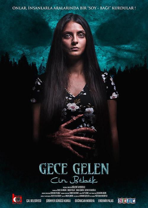 Gece Gelen: Cin Bebek | 2020 | Yerli Film | WEB-DL | XviD | Sansürsüz | m720p - m1080p | WEB-DL | Tek Link