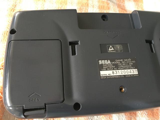 [Vendu] Game Gear McWill 135€ 28-BB124-E-4-E59-40-E5-8619-F75-A92-A1-F57-B