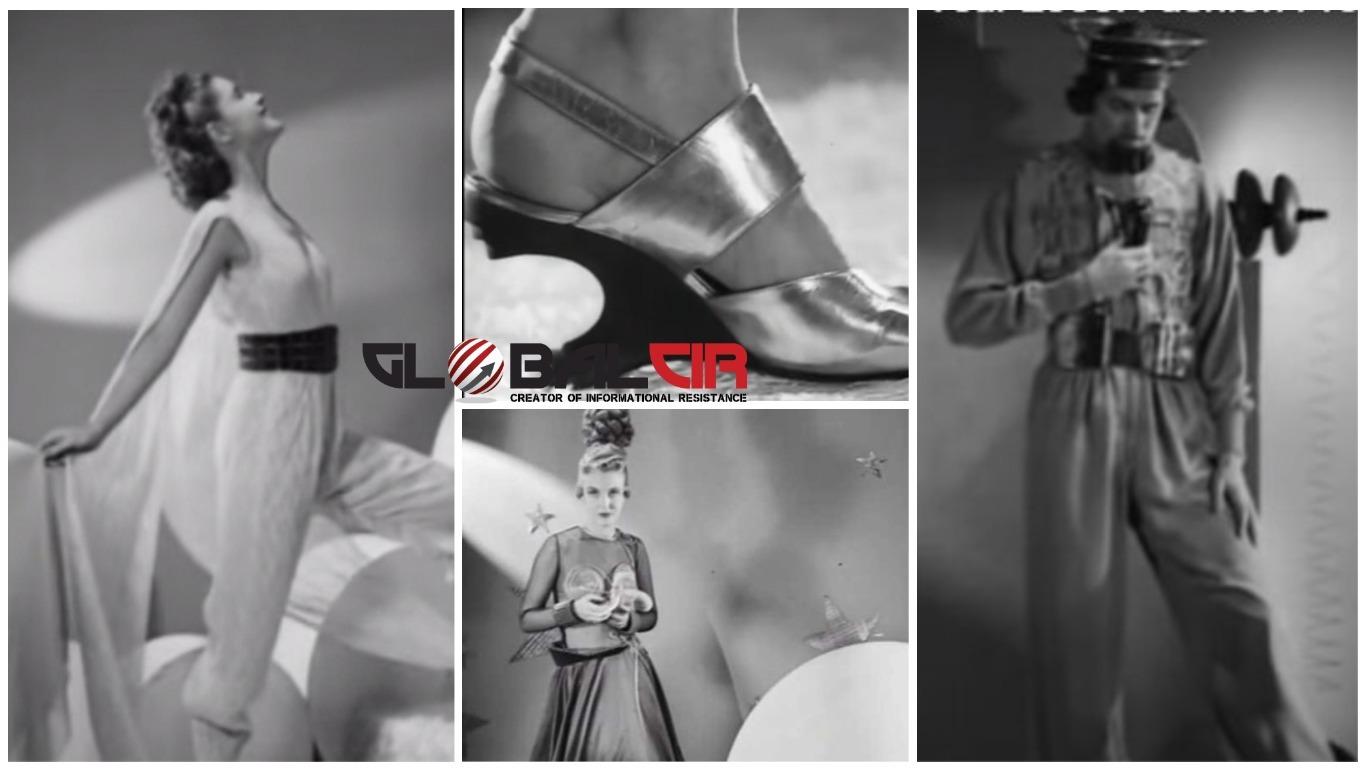 (VIDEO) PREDVIĐANJA IZ 1939. GODINE: Evo kako su tadašnji modni dizajneri zamišljali modu 21 stoljeća!