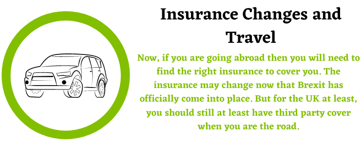 Insurance changes and road traffic accidents