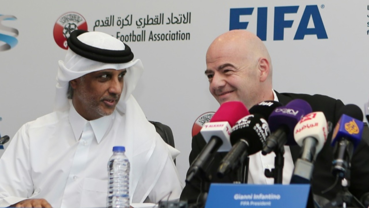Contrato secreto entre FIFA y Catar antes de la sede de 2022