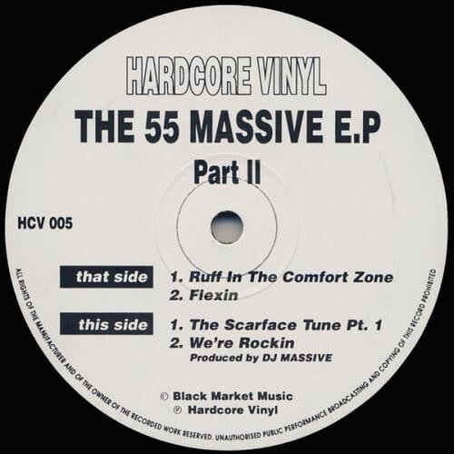 Download DJ Massive - The 55 Massive E.P Part II mp3