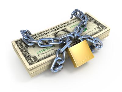 Сохранение денег на счету в банке