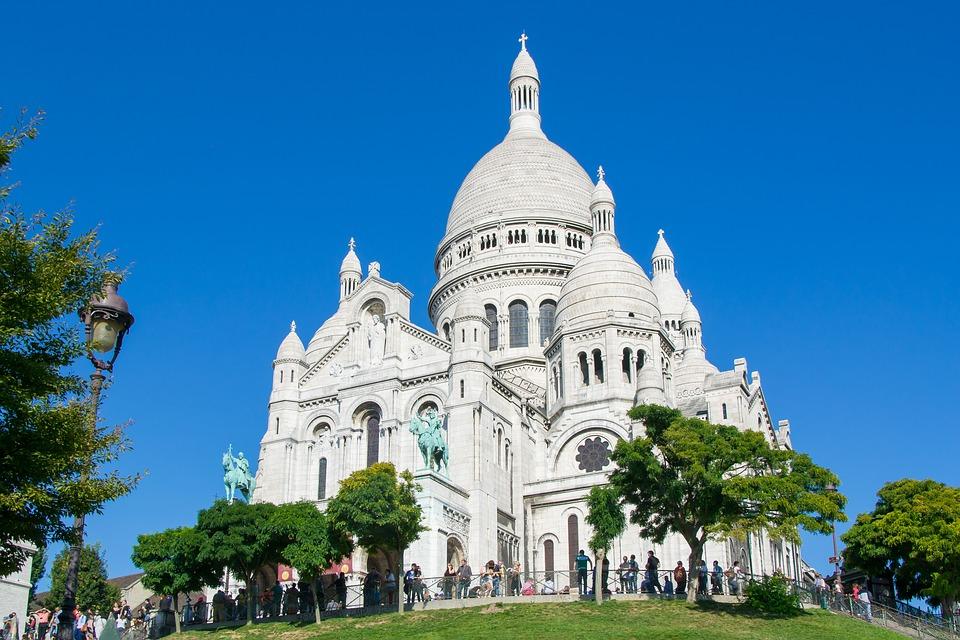 Sacre Coeur Paris