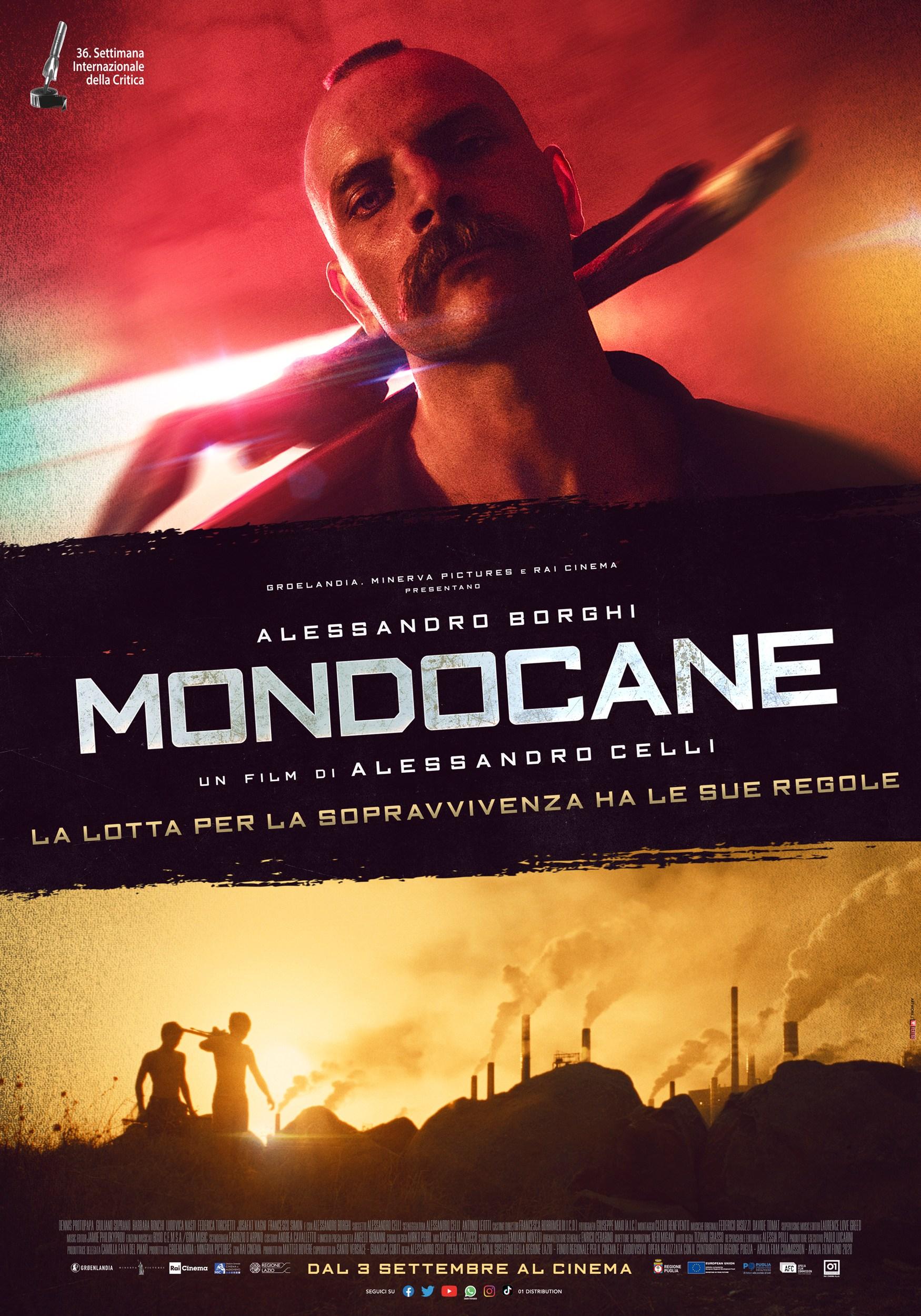 Mondocane, il film con Alessandro Borghi al cinema dal 3 settembre