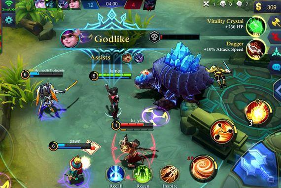 Kumpulan Game Online Ringan Android