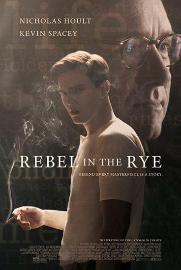 Zbuntowany w zbożu / Rebel in the Rye (2017) PL.BDRip.XviD-KiT | Lektor PL