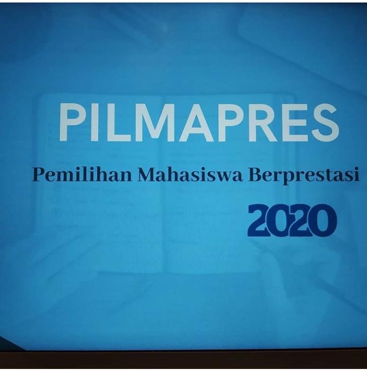 PILMAPRES - Pemilihan Mahasiswa Berprestasi 2020