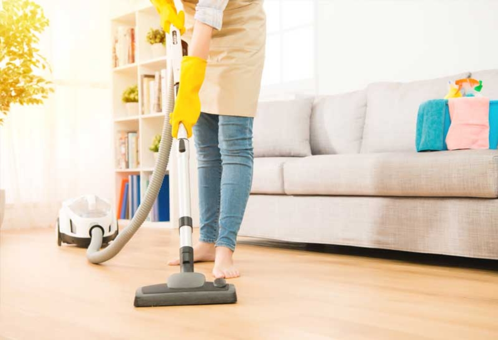An Unbiased View of House Cleaning