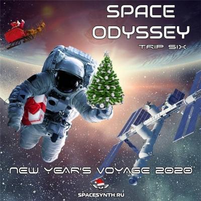 VA - Space Odyssey Trip Six: New Year's Voyage 2020 (2CD) (2020)[MP3|320 Kbps]