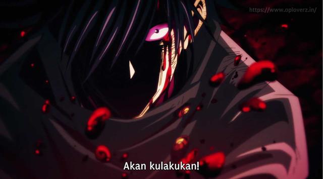 Jujutsu Kaisen Episode 23 Subtitle Indonesia