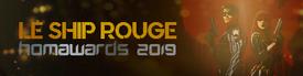 HOMAWARDS 2019   LES VOTES LE-SHIP-ROUGE
