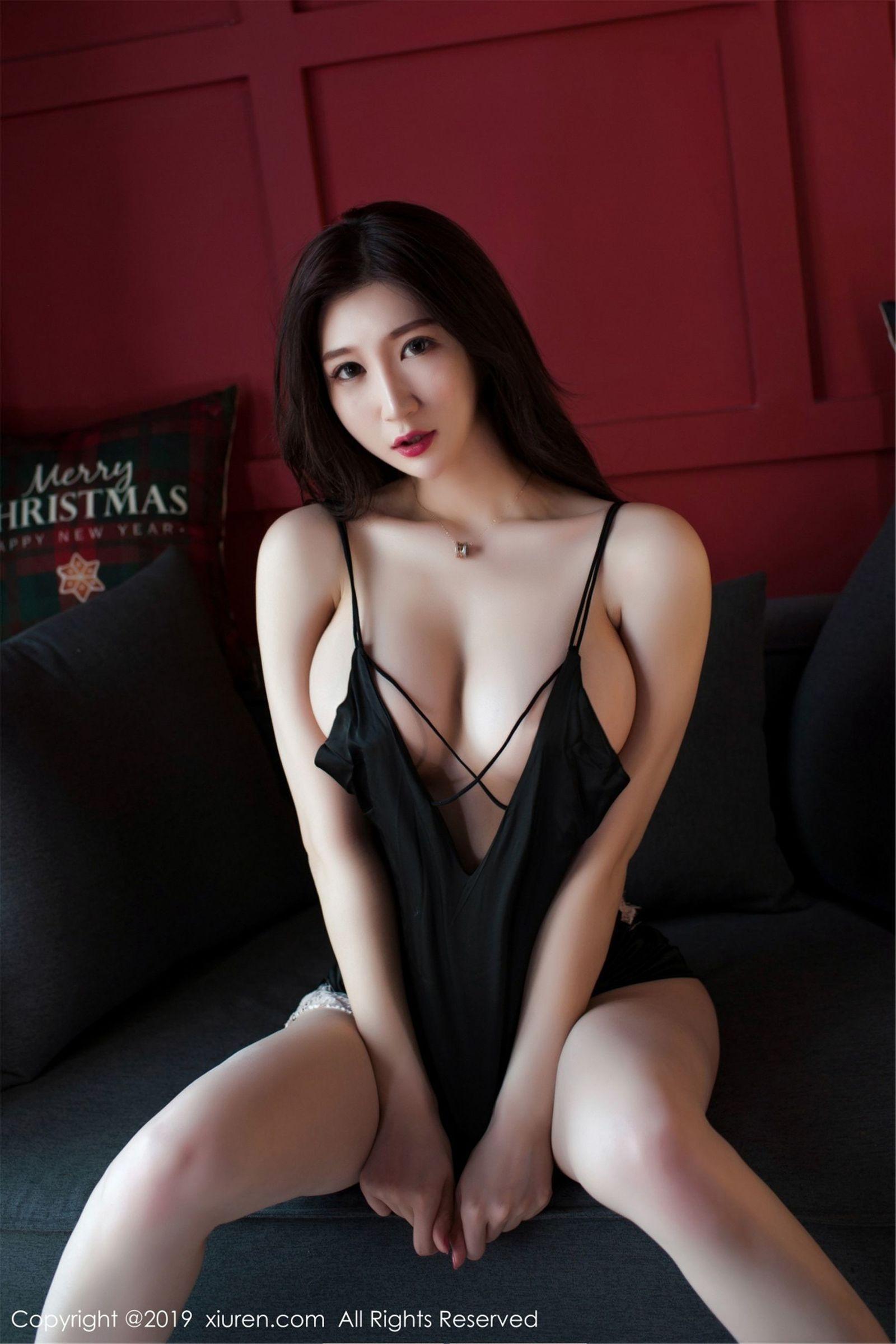 [XIUREN秀人] No.1484 新人模特@乔巧妩媚妖娆大美女第三弹
