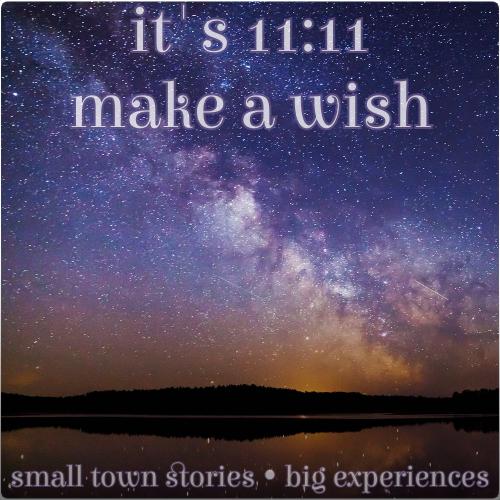 it's 11:11 - make a wish Eemawad3f-frs