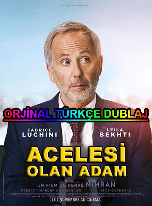 Acelesi Olan Adam | 2018 | BDRip | XviD | Türkçe Dublaj | m720p - m1080p | BluRay | Dual | TR-EN | Tek Link