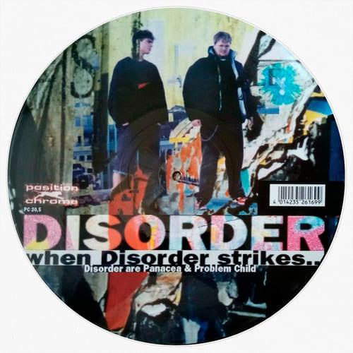 Download Disorder / Futureboi - When Disorder Strikes / Atomizer mp3