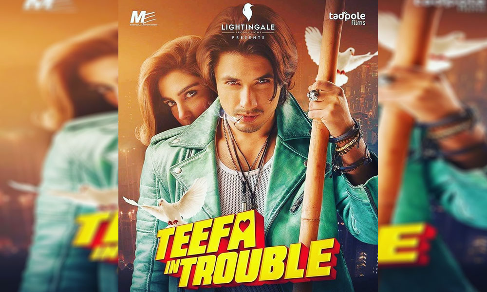 Teefa in Trouble (2018) 720p Hindi (DD 5.1) HDRip x264