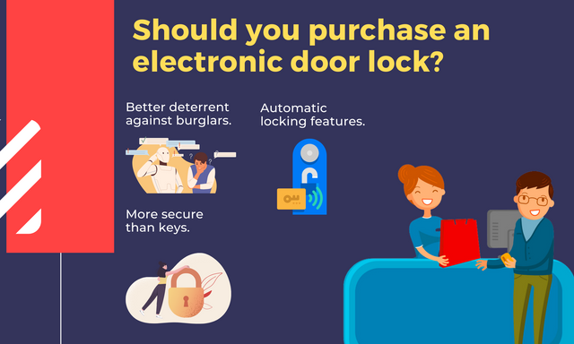 Should-you-purchase-an-electronic-door-lock