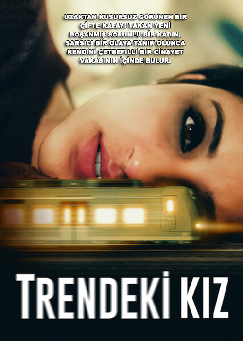 Trendeki Kız | The Girl on the Train | 2021 | m720p - m1080p | WEB-DL | Türkçe Altyazılı | Tek Link