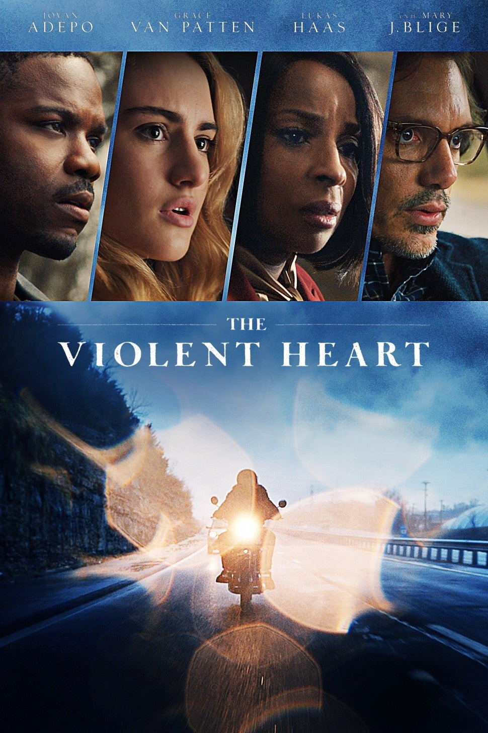 The Violent Heart (2021) English 720p WEB-DL x264 AAC 900MB Download