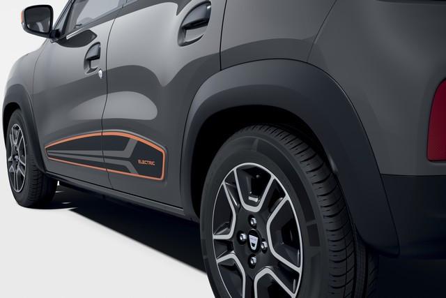 Nouvelle Dacia Spring Electric : La Révolution Électrique De Dacia 2020-Dacia-SPRING-23