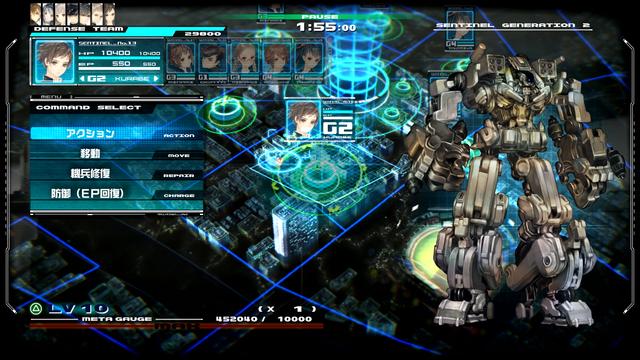 ATLUS×VANILLAWARE聯手呈現 『十三機兵防衛圈』今日發售!  7