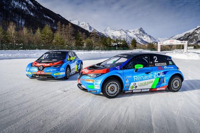 L'heure De La Comfirmation Pour ZOE Glace Et Les Pilotes Du Team Da Racing-Renault-Motul 2020-ZOE-GLACE-e-TROPHEE-Andros-Team-D-A-Racing-Renault-Motul-22