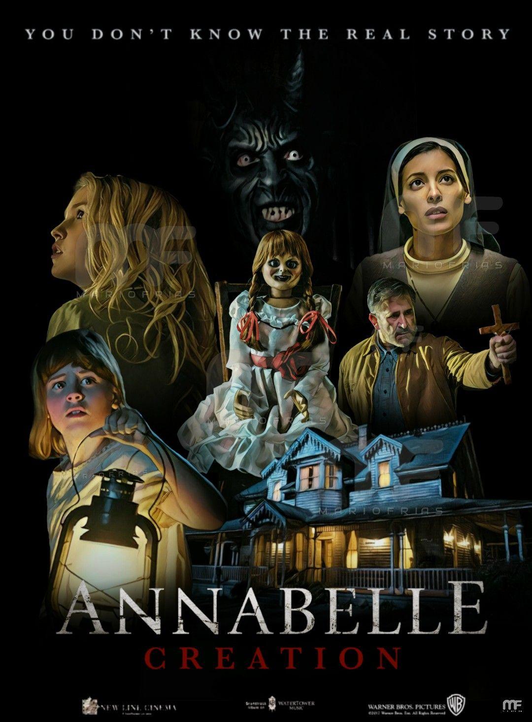 ანაბელი: შექმნა ANNABELLE: CREATION