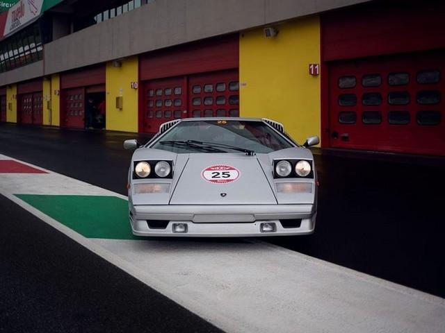 Lamborghini à Modena 100 Ore 2020 570776