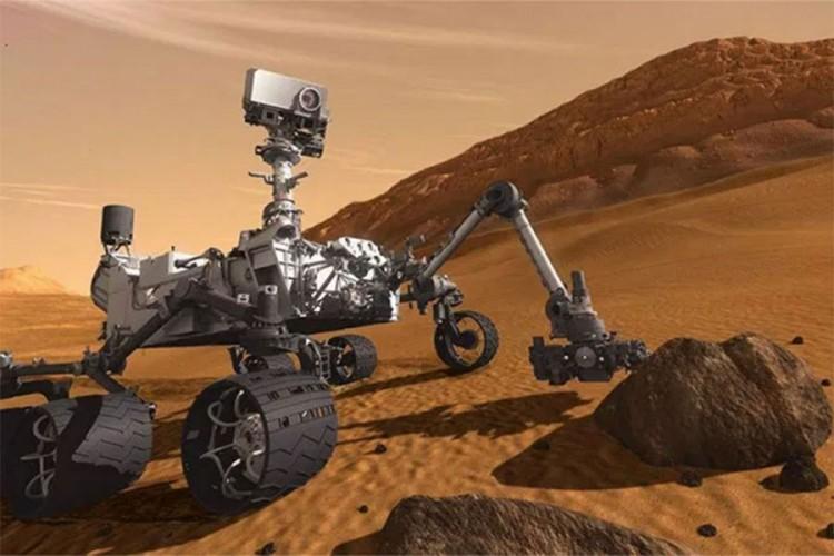 Kad sve drugo zakaže: NASA uspjela popraviti robota na Marsu naredivši mu da se udari lopatom