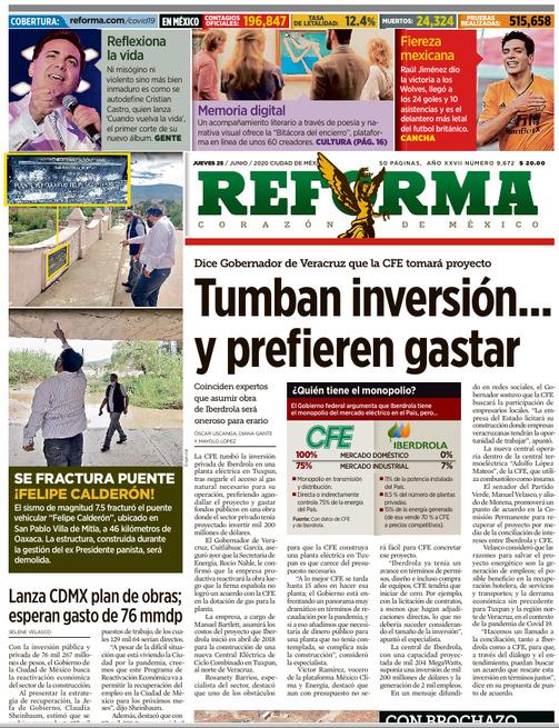 [Imagen: Reforma-25-junio-2020.jpg]