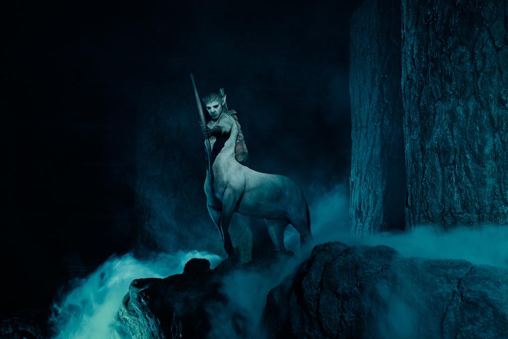 Harry Potter ride Universal Orlando Centaurs