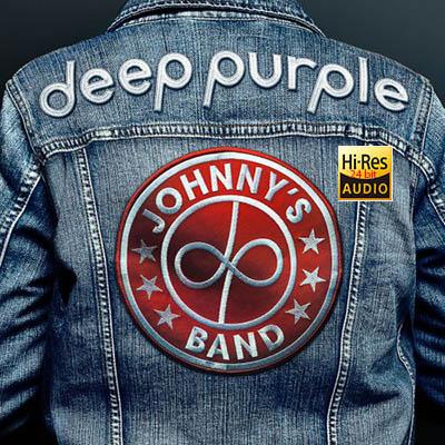 Deep Purple - Johnny's Band (2017) FLAC [24bit Hi-Res]
