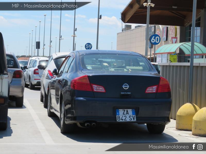 Avvistamenti auto rare non ancora d'epoca - Pagina 23 Nissan-Skyline-ZA842-SV