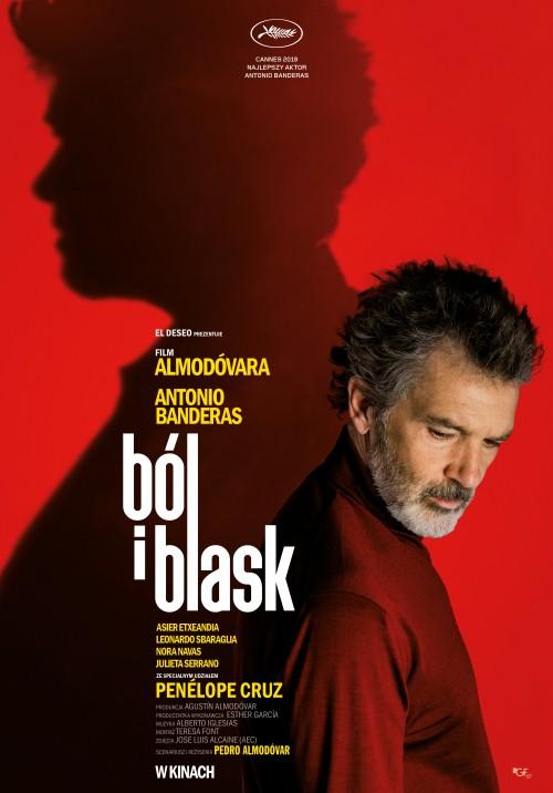 Ból i blask / Dolor y gloria (2019)  PL.720p.BluRay.x264-KiT / Polski Lektor