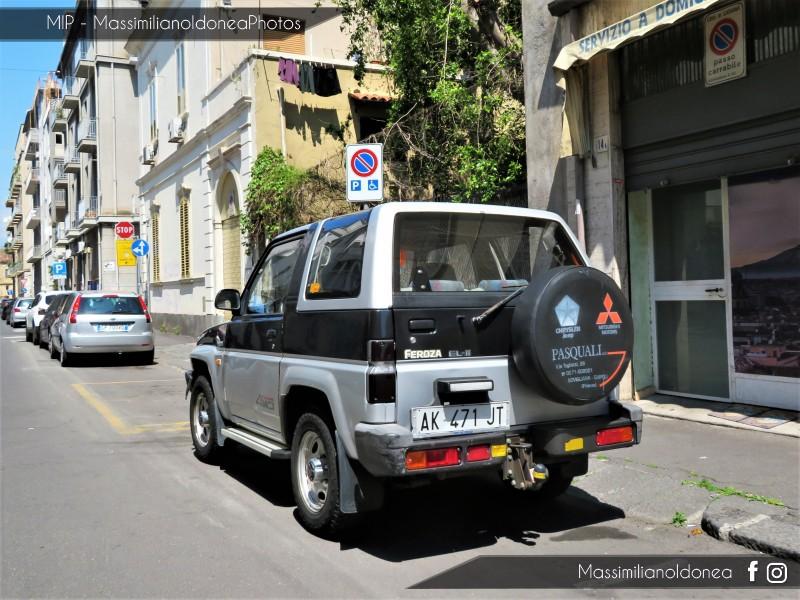 avvistamenti auto storiche - Pagina 16 Daihatsu-Feroza-GL-II-1-6-95cv-96-AK471-JT