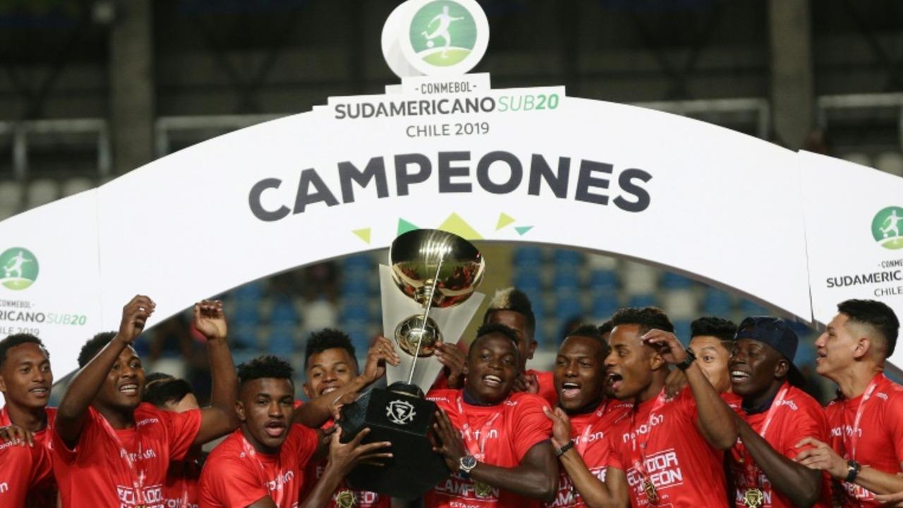 Ecuador se corona campeón del Campeonato Sudamericano Sub-20 de Chile