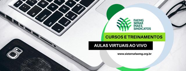 Senar Minas lança aulas virtuais ao vivo e amplia público mesmo em tempos de pandemia