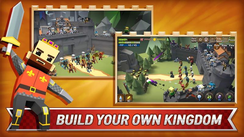 Grow Kingdom (MOD, Coins/Crystals)