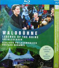 Waldbühne 2017  Legends of the Rhine (2017) Full Bluray 1.1- DTS-HD Master Audio
