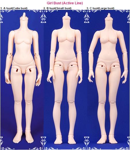 [RECHERCHE] Heavy damaged minifee body girl Item-img24885-5
