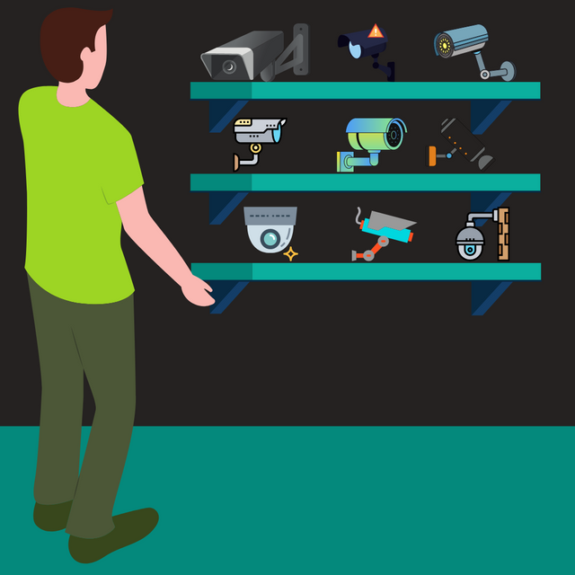 Image-of-person-in-front-of-a-shelf-or-rack-of-CCTV-cameras