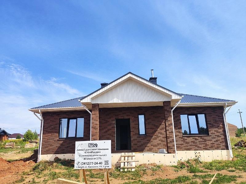Купить готовый дом в Ижевске под ключ – выгодные предложения от компании «СтройРесурс»