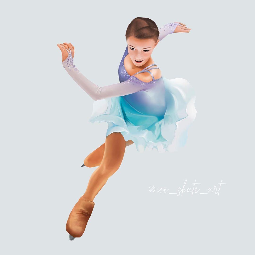 @ice_skate_art - Анна Щербакова