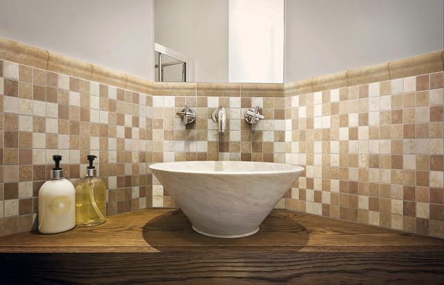 Выбор керамической плитки для ванны