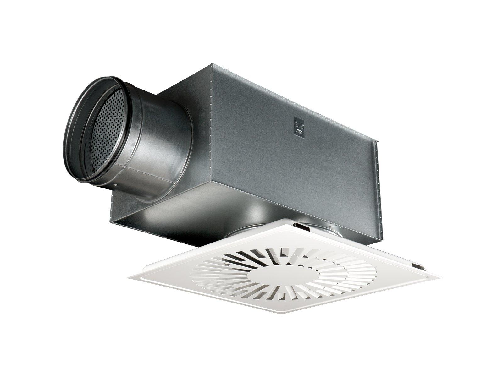 Диффузор потолочный квадратный перфорированный SWIFT Ceiling
