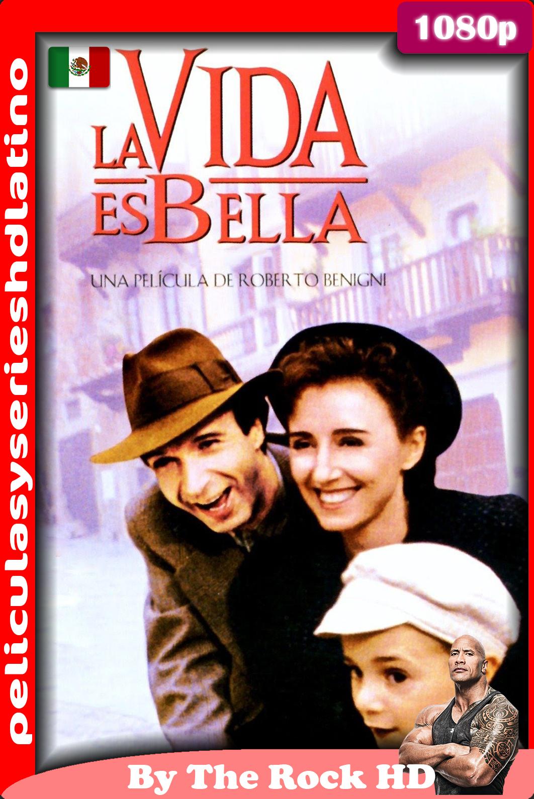 La vida es bella, (1997) [1080p] [Latino] [Google Drive]