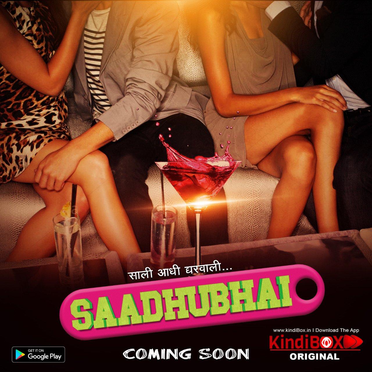 Saadhubhai 2020 Hindi S01E01 Kindibox Web Series 720p HDRip 250MB Download